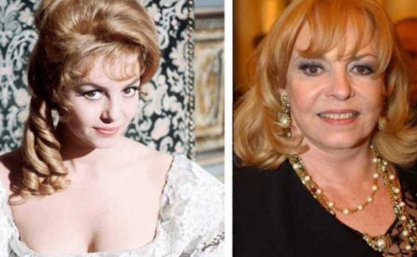 Вечно молодая и красивая Мишель Мерсье – она же Анжелика