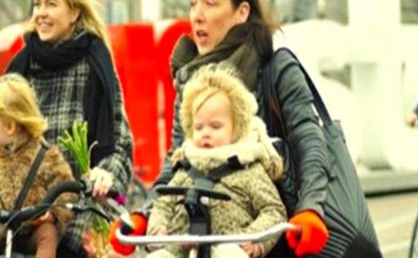 Голландские дети официально признаны самыми счастливыми в мире и вот почему