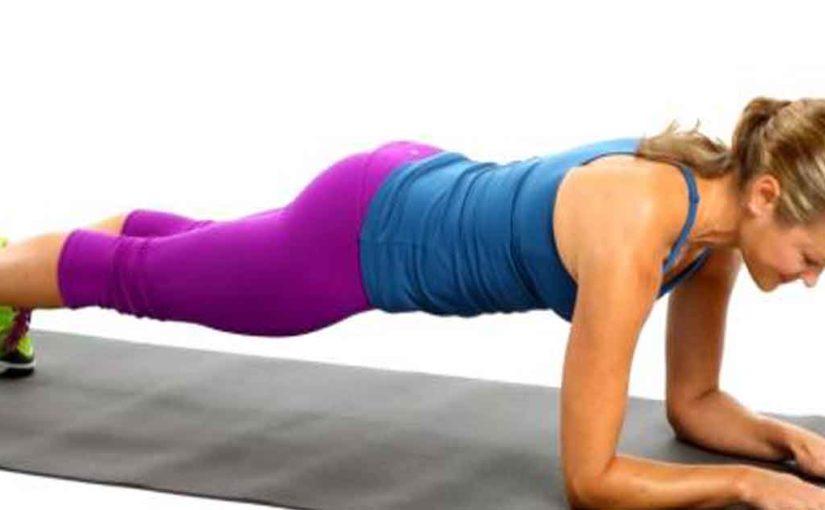 Планка — лучшее упражнение для тонуса и преображения тела