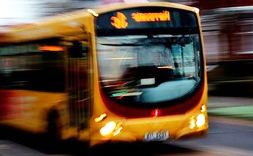 Случай в троллейбусе, который натолкнул на мысли о подрастающем поколении
